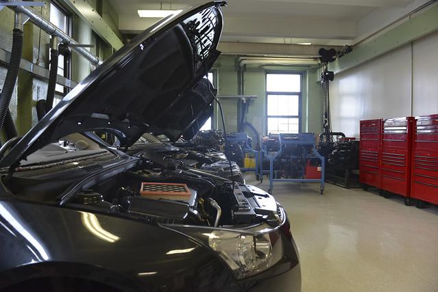 Nissan automotive program