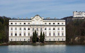 Schlossleopoldskronweier castle