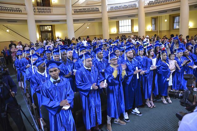 Future Now graduation.