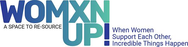 Womxn Up logo