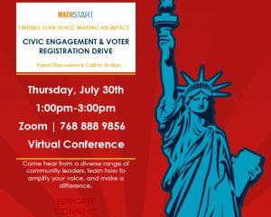 Voter engagement - MATHSTART