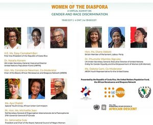 Women of the Diaspora