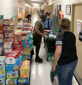 #SmallChange Food Donation