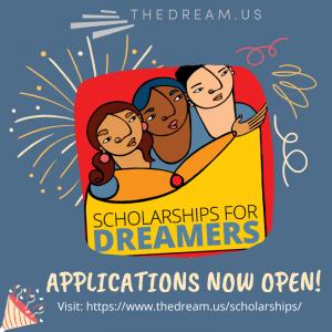 Dreamers Scholarship