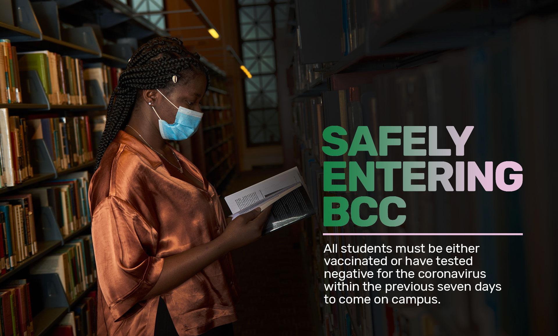 Safely Entering BCC