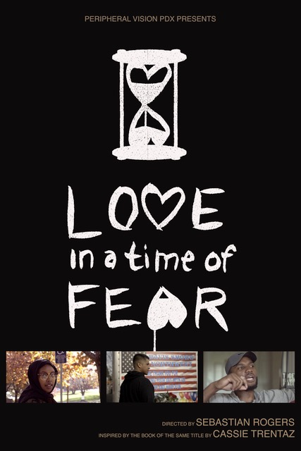 Love in the time of fear Movie poster
