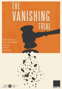 The Vanishing Trial Movie poster