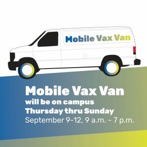Mobile vax van